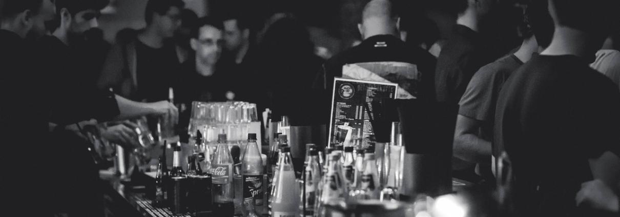 świat alkoholika